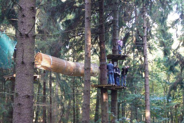 Bild 1 von kletterwald