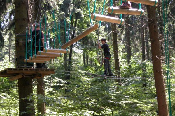 Bild 2 von kletterwald
