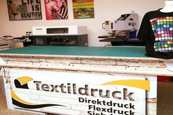 Bild 1 von Print Factory - Druckerei Stickerei Textildruck